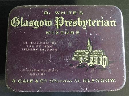 Original Presbyterian Tin